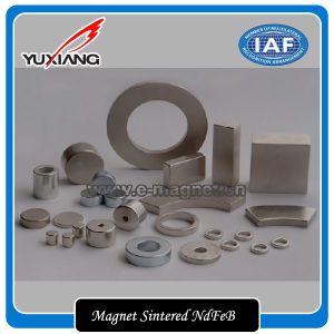 Magnet Sintered NdFeB pictures & photos