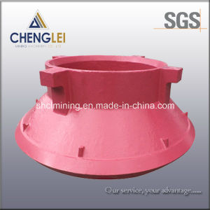 After Market Crusher Wear Parts for Sandvik H4800 Crusher High Manganese Wear Parts pictures & photos