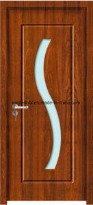 American Latest Design PVC Interior Wooden Doors (EI-P173) pictures & photos