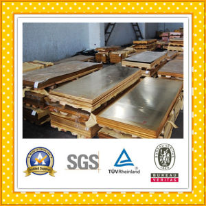 Brass Sheet Half Hard C26000 pictures & photos