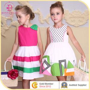 Summer Stripe Frocks for Child, Bbay Girl Cotton Dress