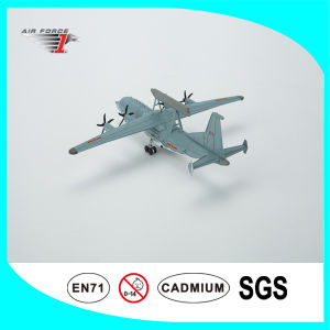 Kj200 No Resin Airplane Model Made of Alloy Material