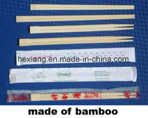 Buy Bamboo Chopstick Bulk Flatware Packing Machine Automatic pictures & photos