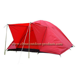4persons 190t Polyester Outdoor Camping Tent (ETA01301) pictures & photos