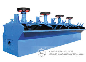 Key Machine Flotation Machine of Ore Dressing Production Line pictures & photos
