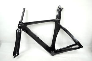 Real Design Time Trial Carbon Bike Frame (FRX-F06)