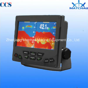 7 Inch TFT Dual-Frequency Ship Fish Finder pictures & photos