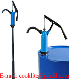 Lever Drum Pump / Barrel Pump / Plastic Pump - P490 22mm 18L/Min pictures & photos