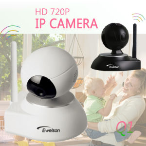 HD 720p Motion Detection Alarm Email Alert Home WiFi Camera (Q1)