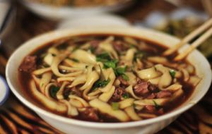 Sliced Noodles pictures & photos