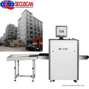 Baggage Xray Screening Equipment for Government Building Security pictures & photos