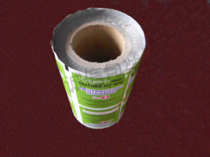 Plastic Roll Film Pouch Film to Make Cosmetic Sachet pictures & photos
