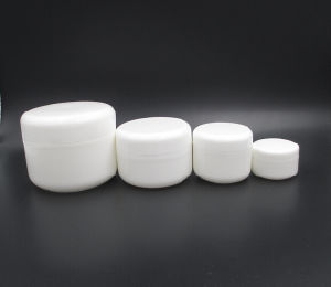 Cream Jar PP Jar Double Wall Cream Jar (NJ08) pictures & photos