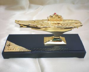 Custom Metal Aircraft Carrier Model pictures & photos
