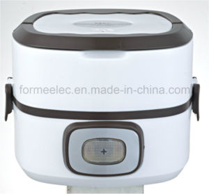 1.2L Electric Mini Steam Cooker with Double Layer pictures & photos