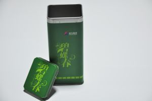 Square Metal Tin Tea Packaging Box / Can / Case pictures & photos