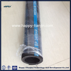 Super Flexible High Pressure Concrete Shotcrete Hose pictures & photos