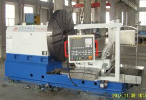 CNC Heavy Lathe Machine with Fanuc Controller pictures & photos