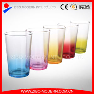Clear Drinking Wine Glass Cup & Fruits Drinking Glass Cup pictures & photos