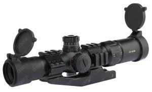1.5-4X30e Compact Rifle Scope with Tri-Illuminated (R243/1.5-4X30E30) pictures & photos
