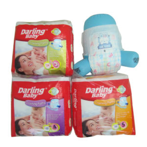 High Absorbency Baby Pants Diaper Products pictures & photos