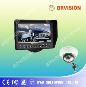 Bus Surveillance System with 7inch TFT Digital Car Monitor pictures & photos