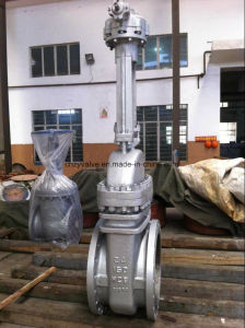 "API600 Dn600 Class150 A216 Wcb 24"" Gate Valve pictures & photos"
