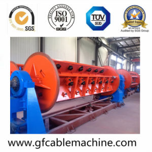 Auto High Speed Copper Wire Twisting Equipment pictures & photos