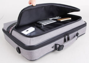Simple Style Waterproof Single Strap Laptop Bags (SM5264) pictures & photos