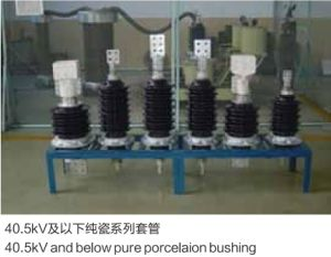 12~46kv a Type Transfomer Bushing (CABLE STRUCTURE) pictures & photos