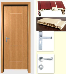 Wood Plastic Door in High Quality with Great