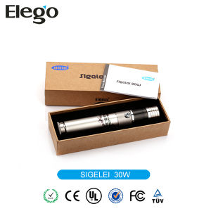 Original Mechanical Mod Sigelei 30W for Aspire Nautilus pictures & photos