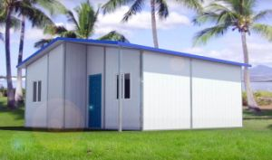 China Prefabricated Homes/ EPS Sandwich Panel Prefab House Modular House pictures & photos
