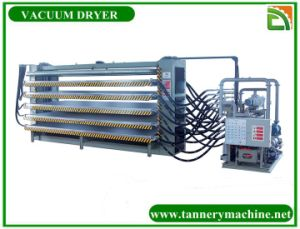 Plate-Type Vacuum Dryer