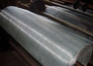 Galvanized Iron / Stainless Steel Crimped Square Woven Wire Mesh pictures & photos