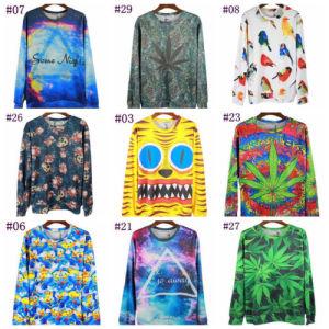 New Fashion Custom Design Digital Printed Women Hoody pictures & photos