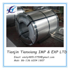 Dx51d Prime Hot Dipped Galvanized Steel Coil pictures & photos