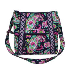Cotton Lady′s Handbag (YSHB03-004) pictures & photos