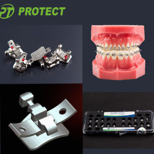 Alexander Orthodontic Metal Bracket