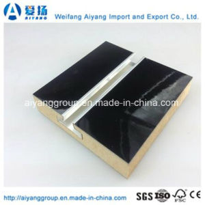 Slotted MDF Board/Slatwall Panel/Slatwall Board/Slatwall for Display pictures & photos