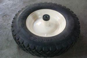 PU Wheel 4.00-8 for Wheelbarrow Use