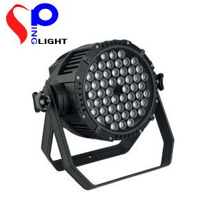 3W*54PCS LED Waterproof PAR Can Light LED Outdoor Light Sp-P54f