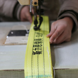 Sf 7: 1 Made in China 100% Polyester Safety Belt pictures & photos