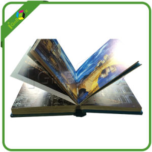 Custom Hard Cover Books Printing Service pictures & photos
