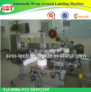 Automatic Wrap-Around Labeling Machine pictures & photos