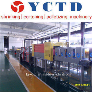 Automatic PE Film Shrink Packaging Machine for Beverage Industry (YCTD) pictures & photos