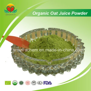 Manufacture Supply Organic Oat Grass Juice Powder pictures & photos