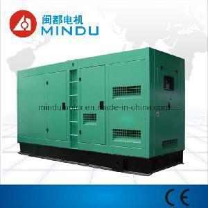 Low Fuel Consumption! 200kw50Hz Cummins Power Diesel Generator Prices pictures & photos