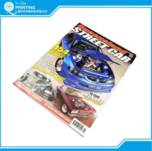 Saddle Stitch Big Quantity Monthly Magazine Printing pictures & photos