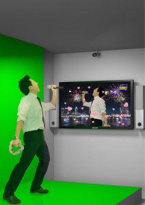 "HD ""Mtv Style"" Music Video Recording Studio Green Screen Karaoke Vending Machine / Magic Carpet Ride /360 Virtual Photography"